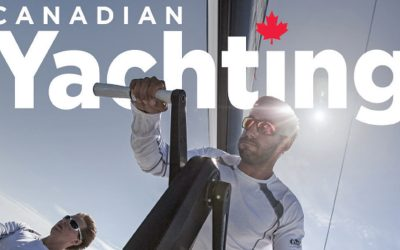 Martyr Anodes Featured in Canadian Yachting Magazine