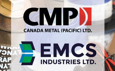 Canada Metal Pacific & EMCS Industries Enter into an Alliance