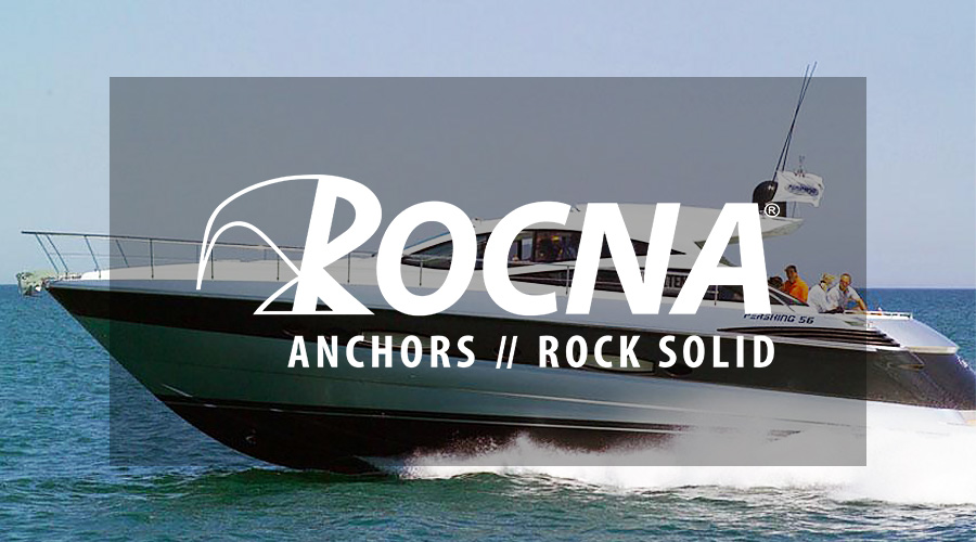 Valentino Rossi Chooses Rocna for his Boat