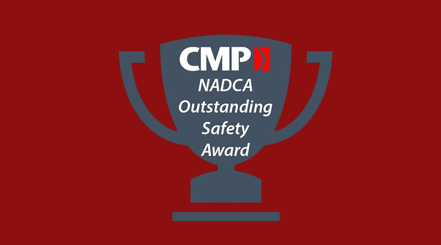 CMP Receives Outstanding Safety Award