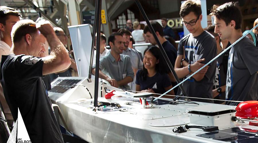CMP Supports Marine Innovation